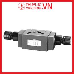 van chỉnh lưu lượng bằng nhiệt độ modular mst 03