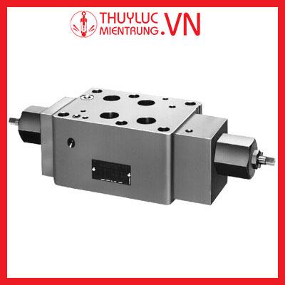 van chỉnh lưu lượng modular yuci yuken ms-06