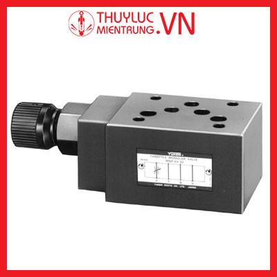 van chỉnh lưu lượng modular yuci yuken msp-03