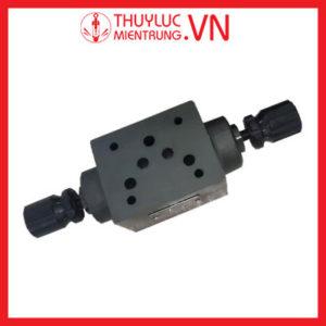 van chỉnh lưu lượng modular yuci yuken msw 04