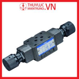 van chỉnh lưu lượng một chiều yuci yuken msw-01