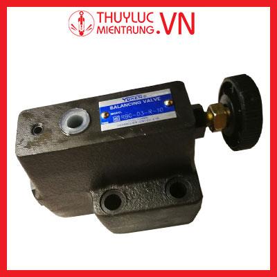 van giảm áp suất yuci yuken rbg 03 2