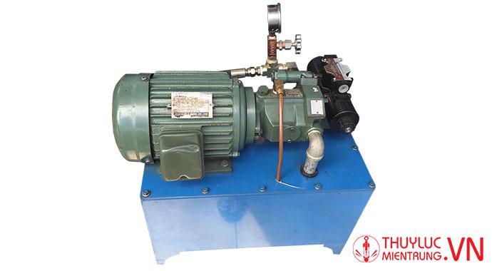 bộ nguồn thủy lực máy chấn tôn