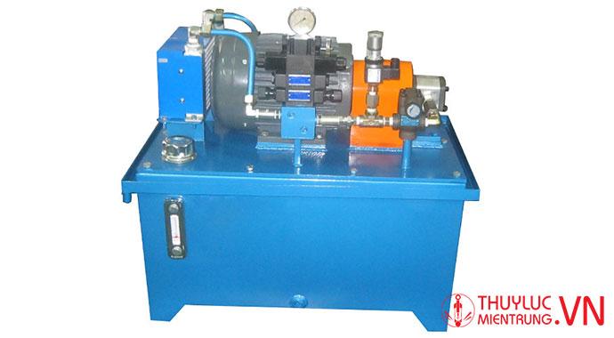 bộ nguồn thủy lực máy ép thủy lực