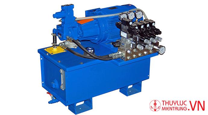 bộ nguồn thủy lực máy uốn sắt