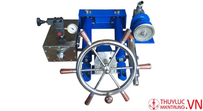 hệ thống lái thủy lực máy cày máy kéo