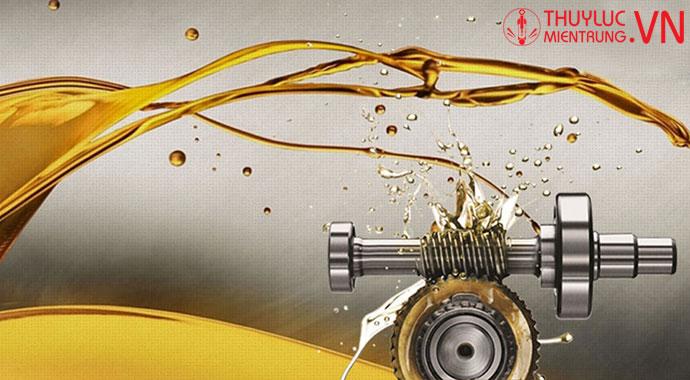vai trò dầu thủy lực
