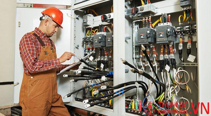 các bước lắp tủ điện công nghiệp