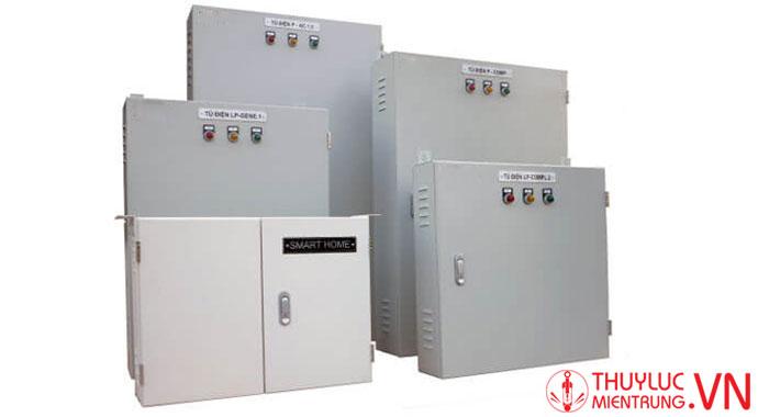 nhận lắp tủ điện công nghiệp